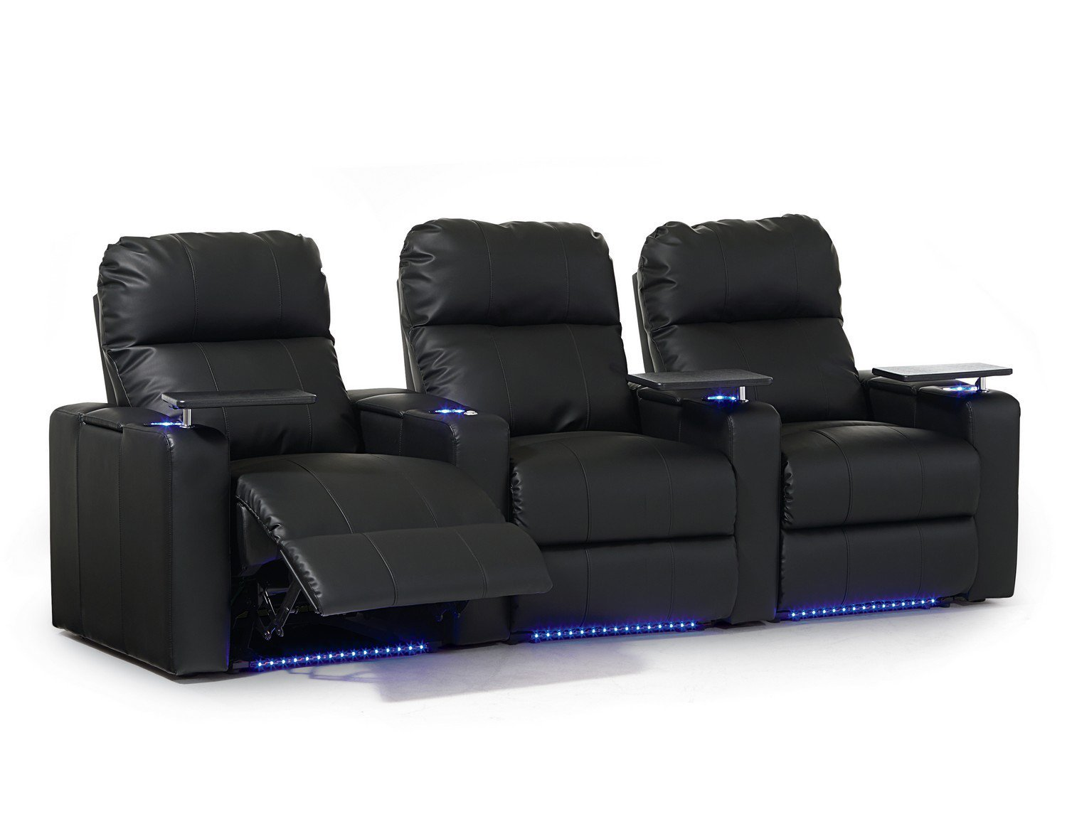Home seating theater chairs Home theater furniture amazon